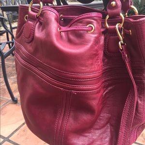Steve Madden leather bag